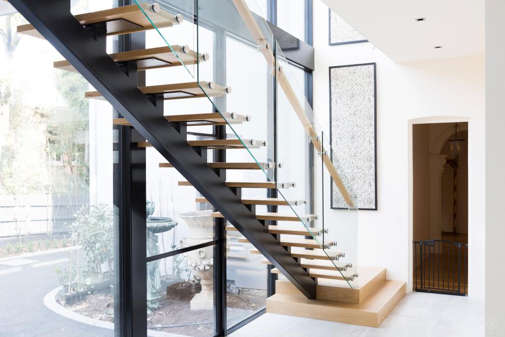S Amp A Stairs 183 A Beckett Street